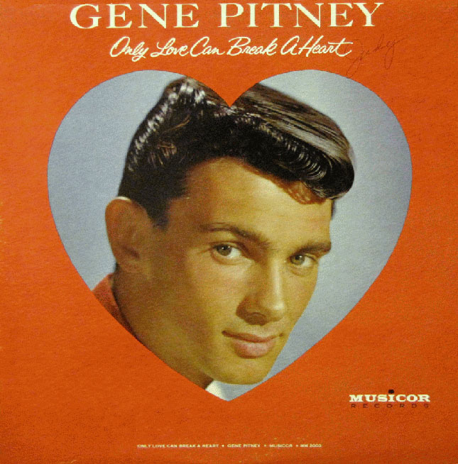 Why We Listened to Gene Pitney